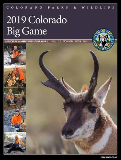 March 2, 2019: Colorado Big Game Draw and South Metro Pheasants Forever