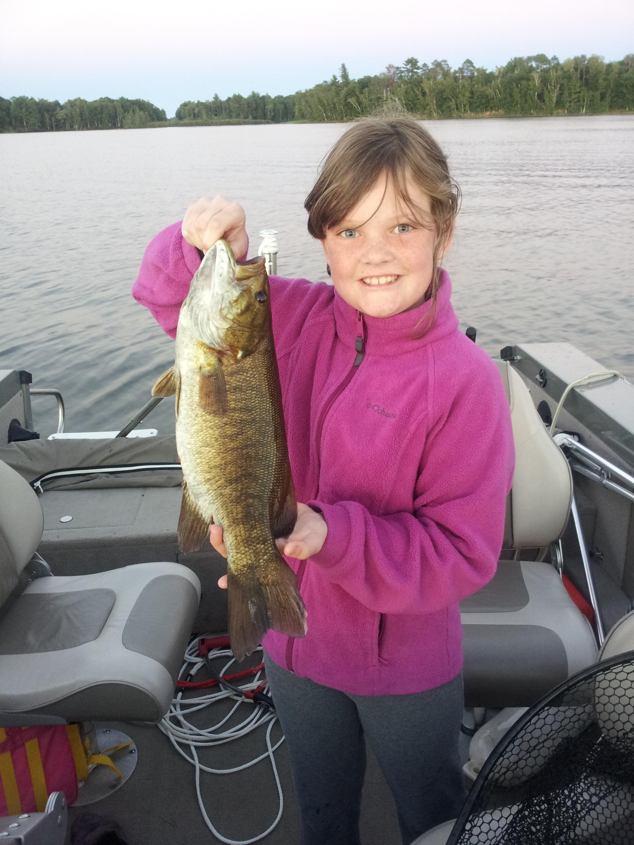 Chippewa Flowage-Smallmouth Bass