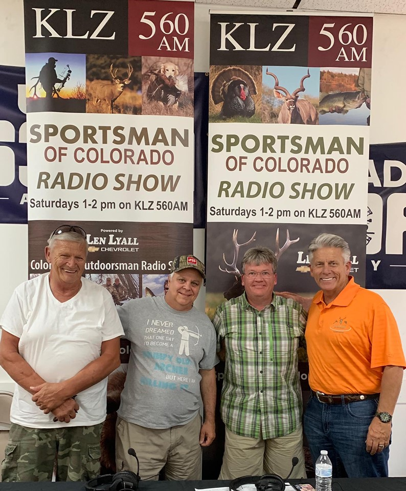 "July 6, 2019: ""Live"" Broadcast from Archery School of the Rockies in Colorado Springs"
