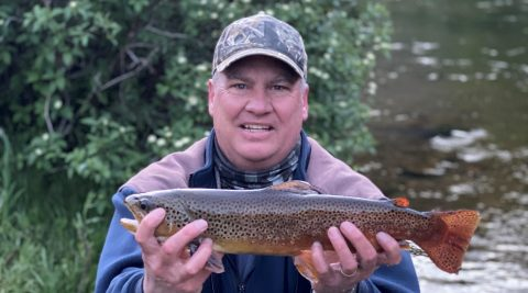 Fishing – Brown Trout