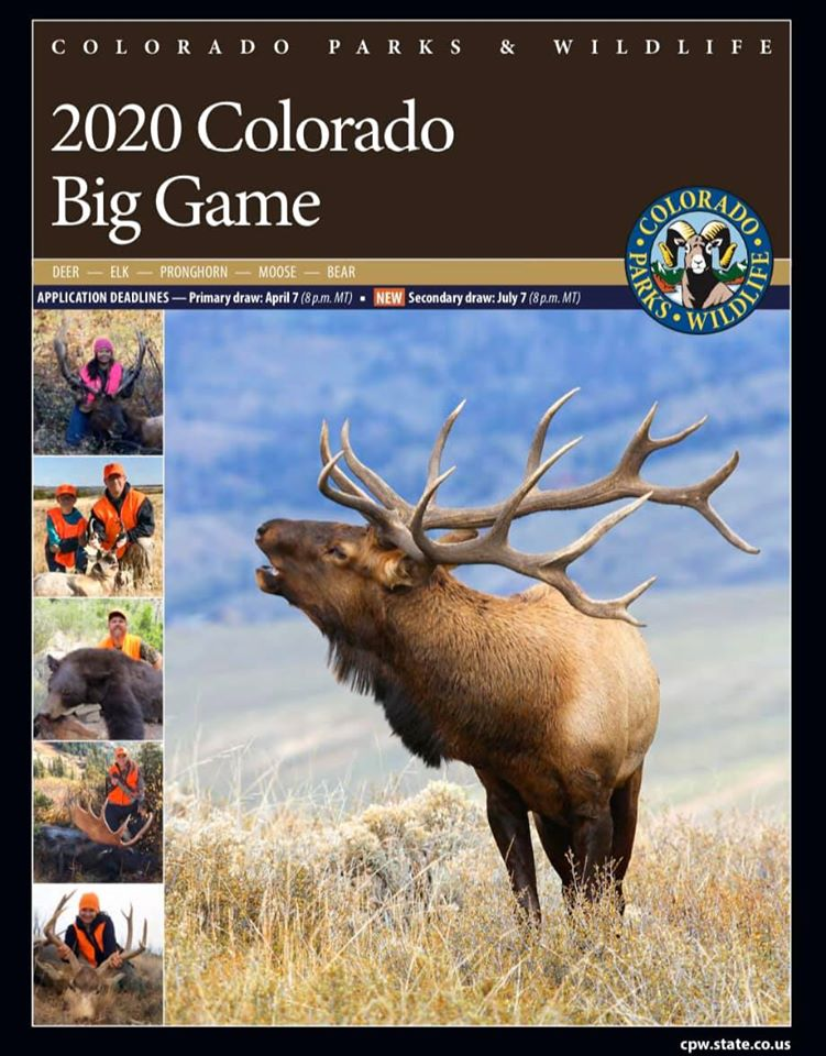 April 4, 2020: Colorado Parks & Wildlife – Discount Fishing Tackle – Dr. Mark Riggs