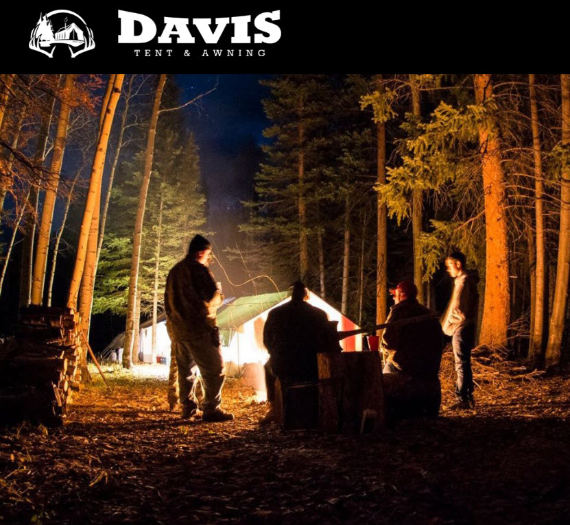 January 2, 2021: Davis Tent – Outdoor Geek Gear Rental – The Outdoorsman's Attic