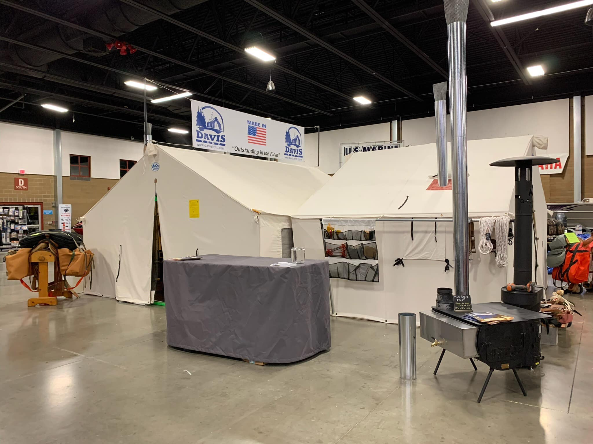 February 1, 2020: Davis Tent – QRS Outdoor Specialties – Best of The West Shooting School