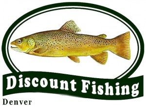 Discount Fishing Tackle - Sportsman Of Colorado Radio Show 560AM KLZ The Source - Host Scott Whatley - Denver CO