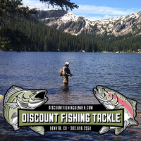 Discount Fishing Tackle-Sportsman Of Colorado Radio Show-Host Scott Whatley on 560AM KLZ
