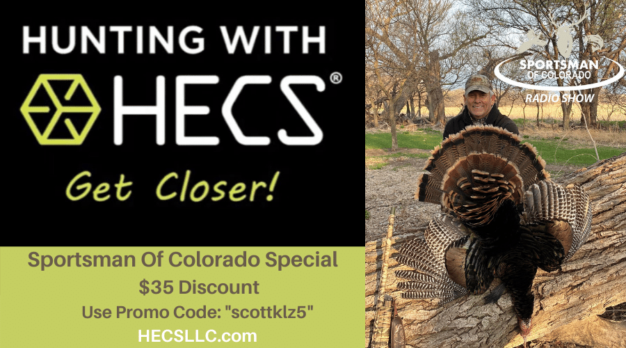 HECS gear gets you closer to your trophy turkey during hunting season