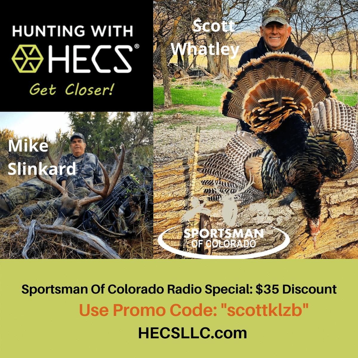 June 19, 2021: Mike Slinkard of HECS – Phoenix Weaponry – Lone Star Hunts