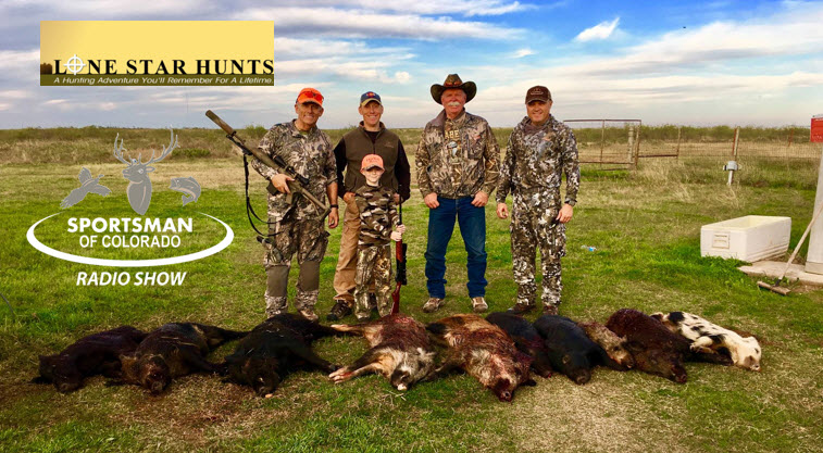 The Best & Most Thrilling Hog Hunting in Texas is at Lone Star Hunts