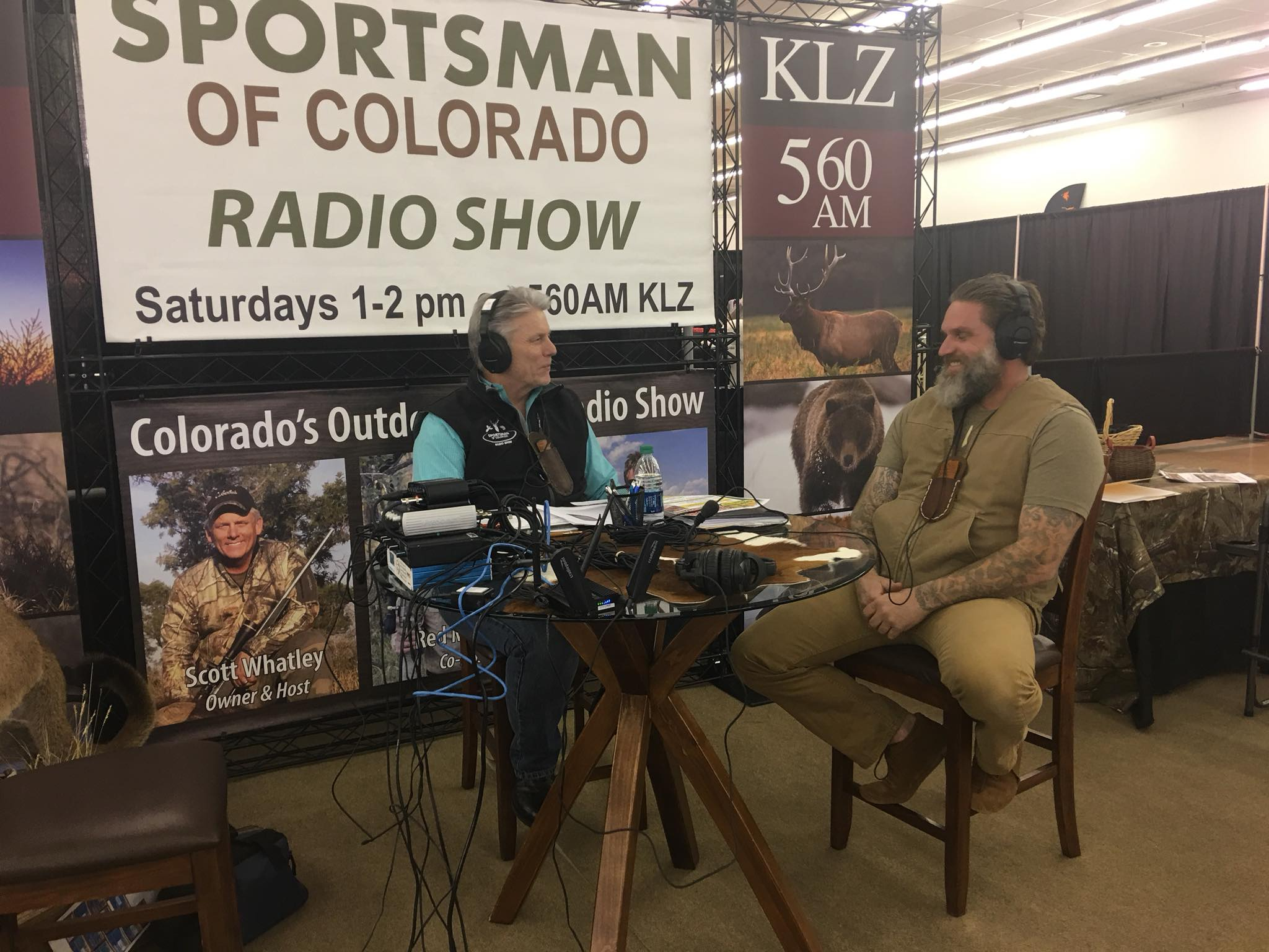 "February 24: No Limits Archery and ""Live"" from the Colorado Springs Sportsman & Boat Show"