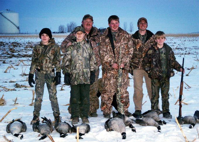 Hunter Outreach Program