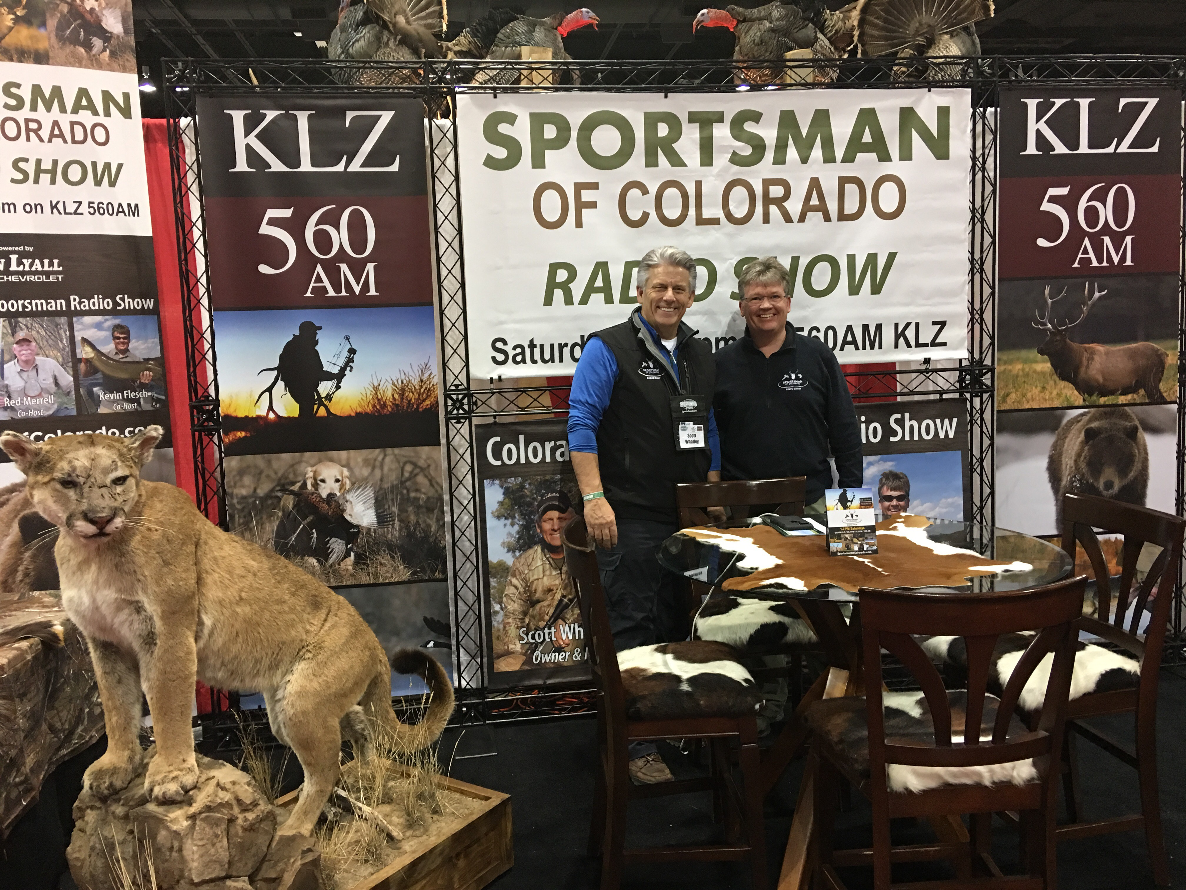 "January 13: ""Live"" at the International Sportsmen's Expo at the Colorado Convention Center"