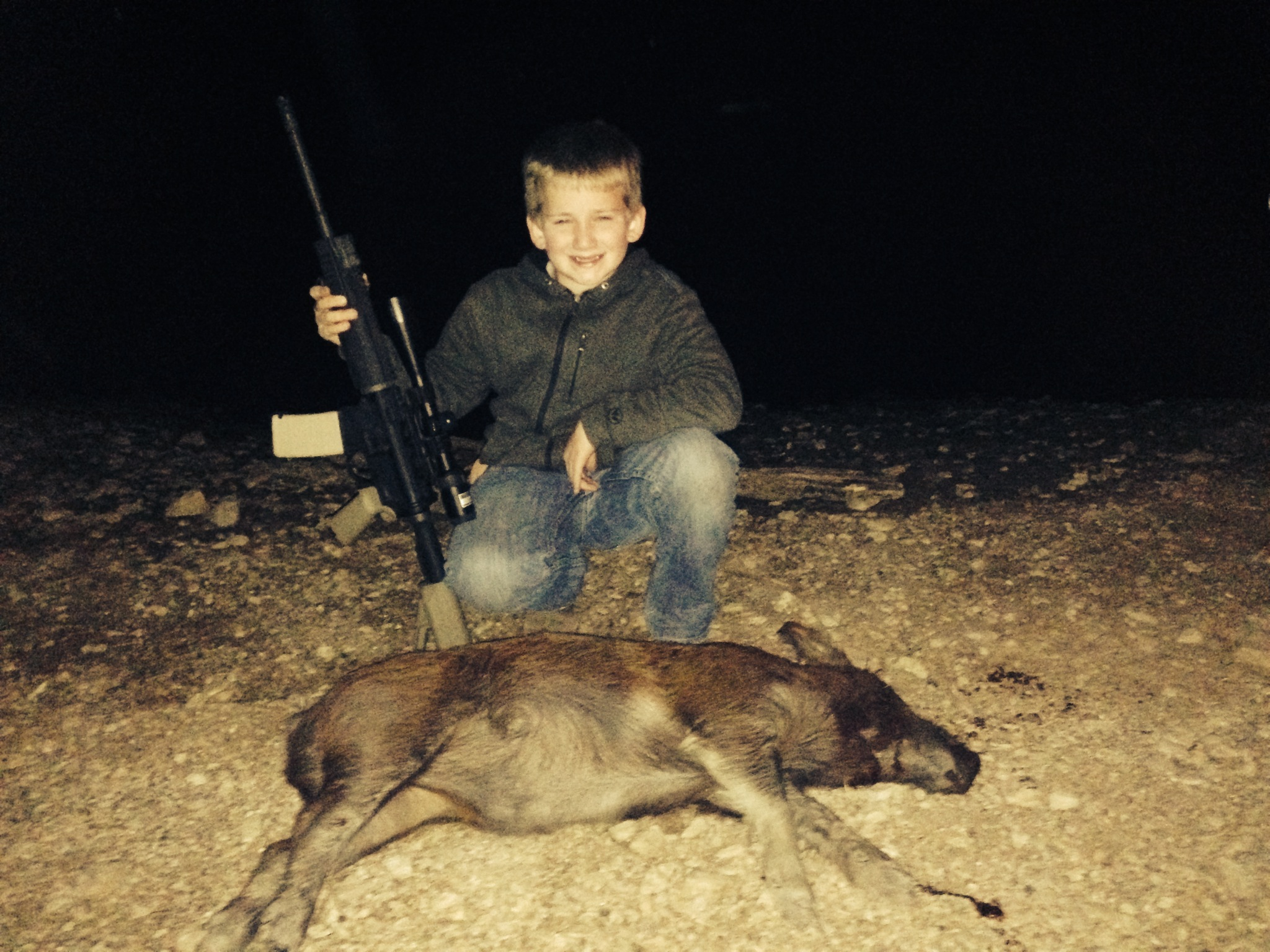 Texas-Hog