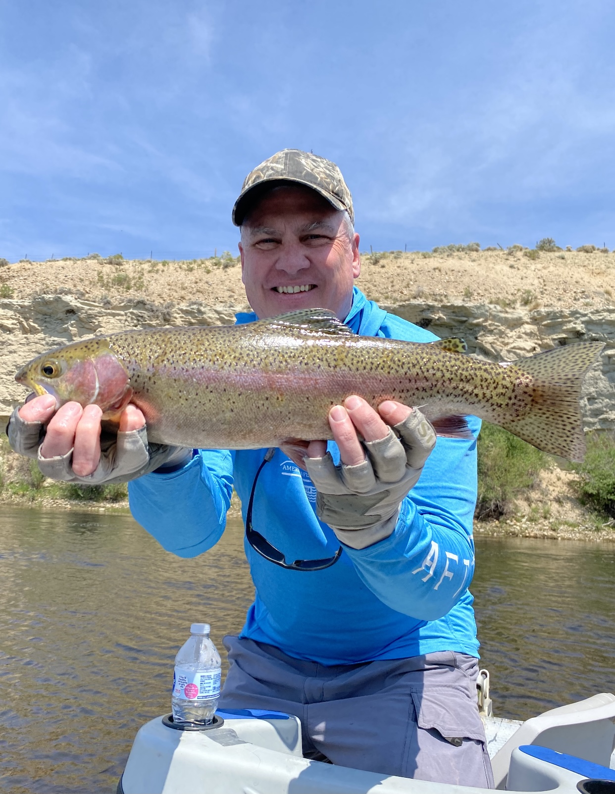 Fishing – Rainbow Trout 2021