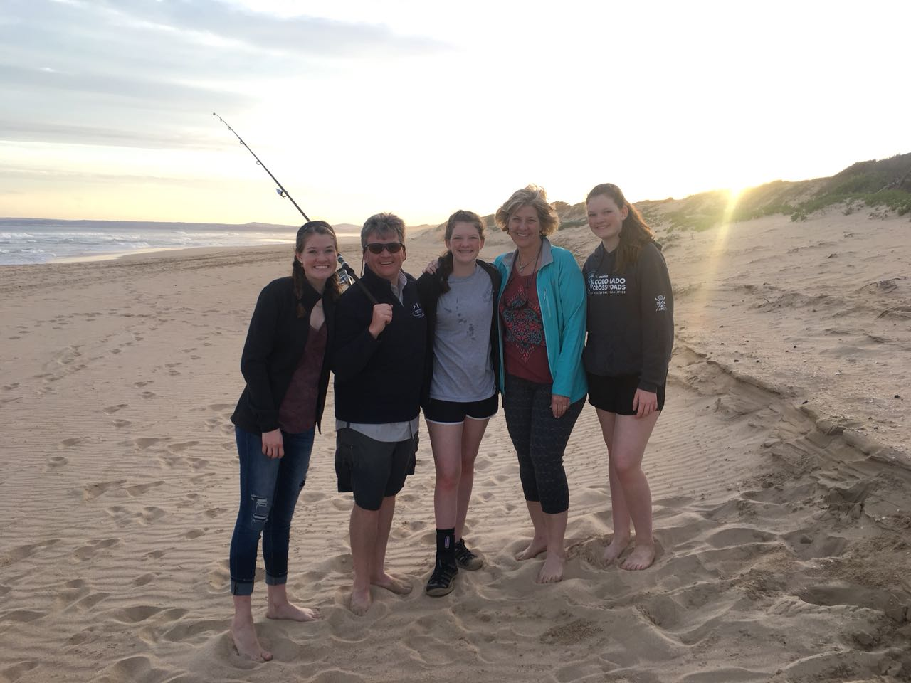 June 1, 2019: Co-Host Kevin Flesch and Family highlight their South Africa family vacation with Bushmans Quiver African Safaris