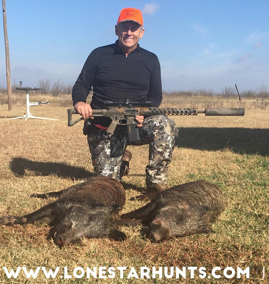 November 25: Jim Shockey Interview – 2018 International Sportsmen's Expo Info – Lone Star Hog Hunts in Texas