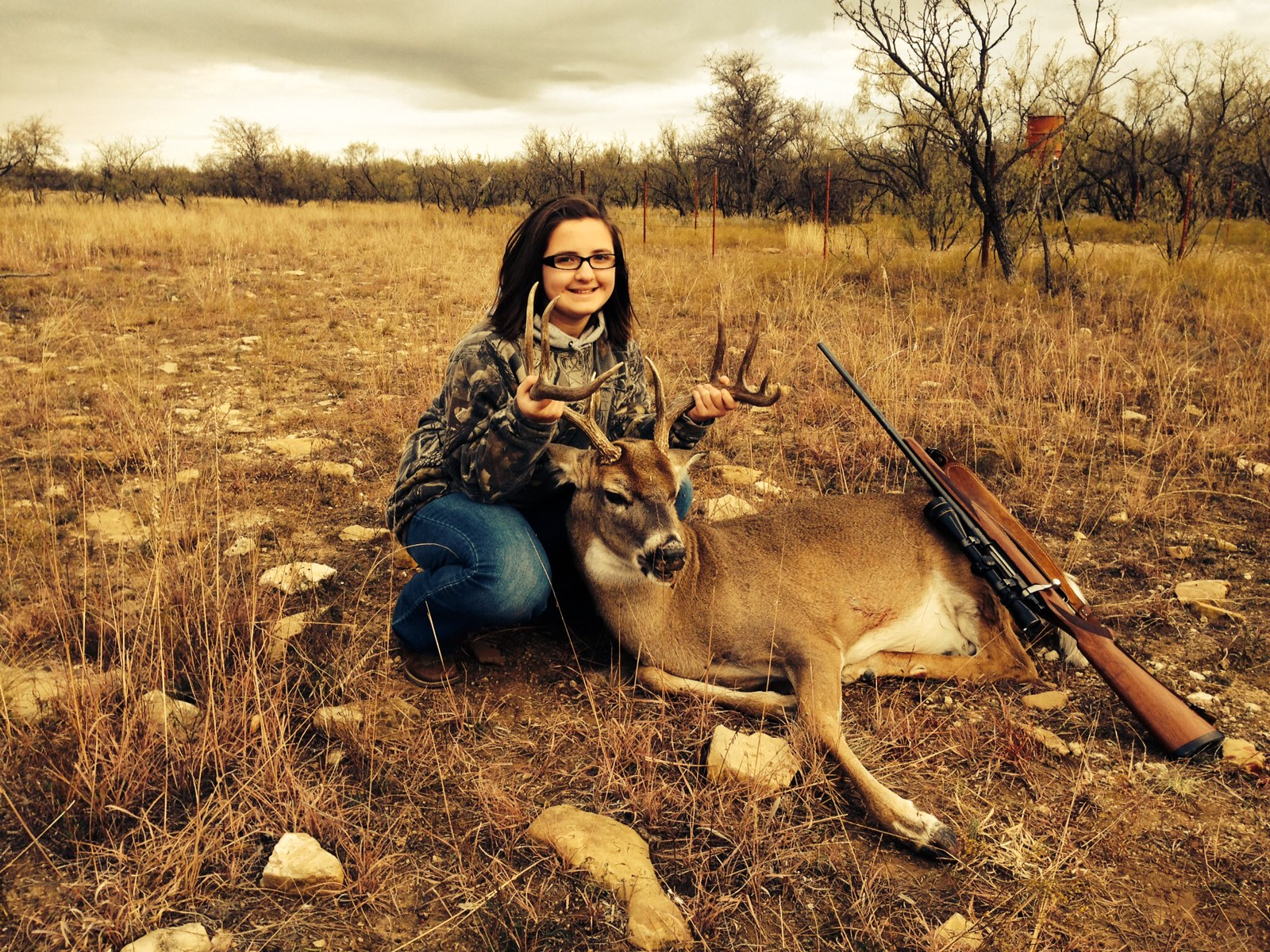 Texas-Whitetail