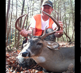 Chestatee-Whitetail Deer