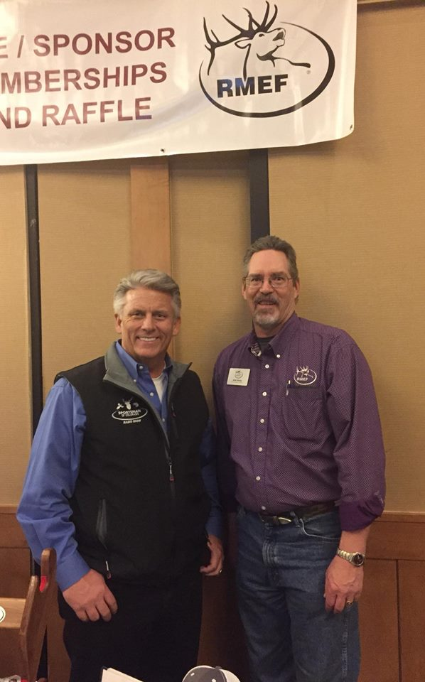 February 3: Outdoor Buddies – Colorado Springs Sportsman Expo – Colorado Parks & Wildlife – RMEF