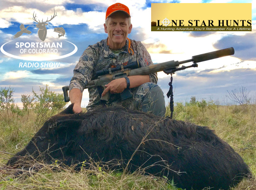 May 9, 2020: Lone Star Hunts – ATN Corp – Swagger Bipods – Len Lyall Chevrolet