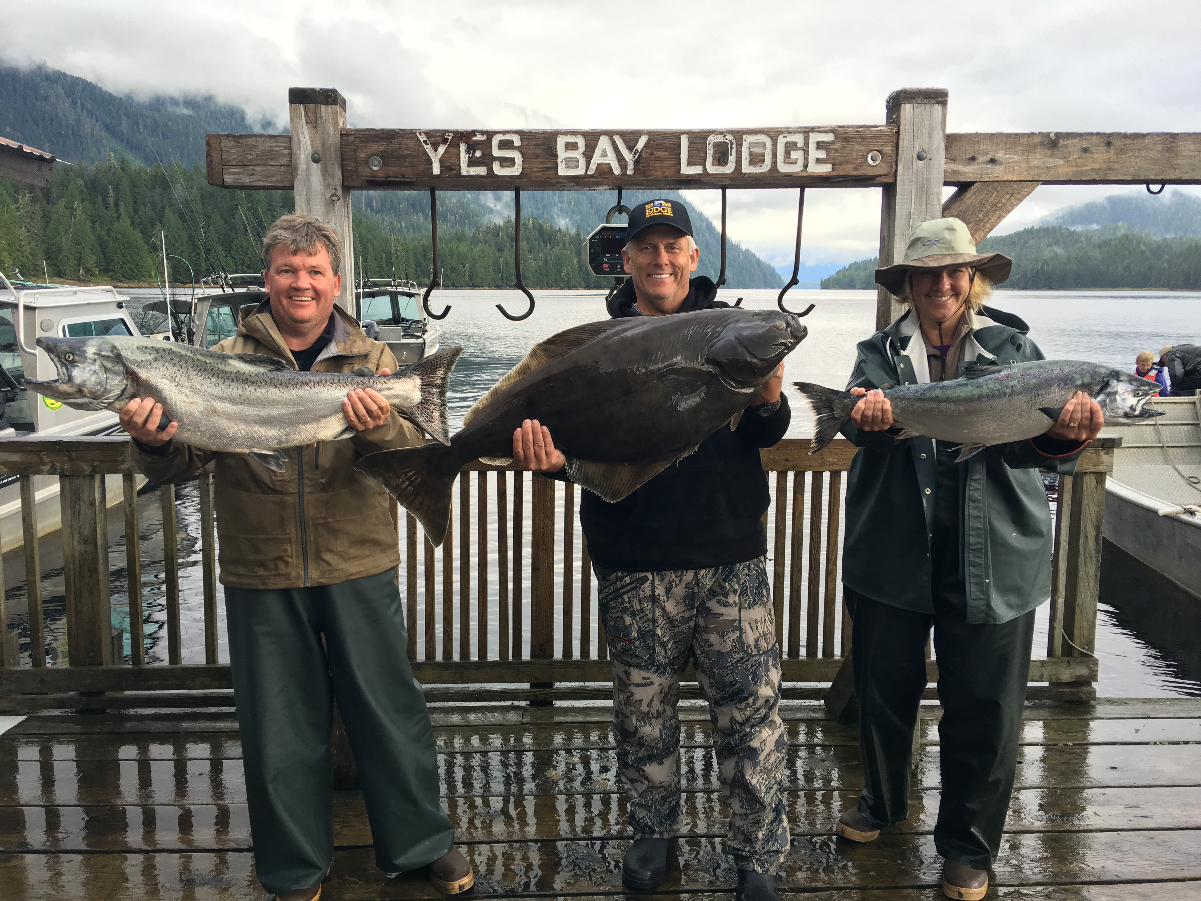 June 17: Outdoorsman's Attic – Yes Bay Lodge Alaska Fishing – Elk Calling