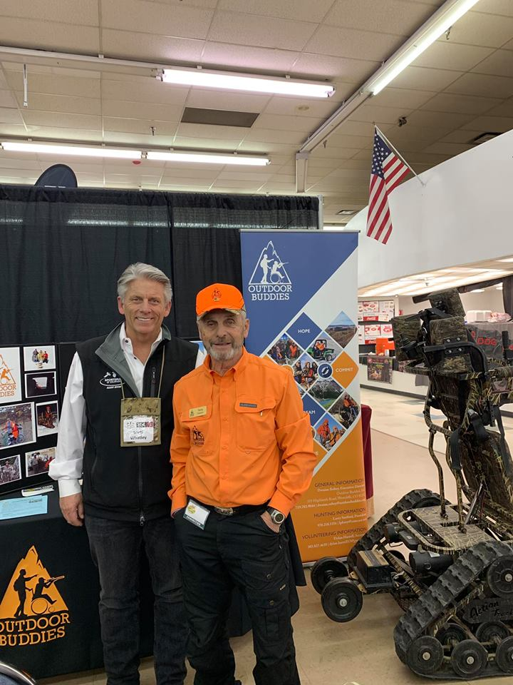 March 16, 2019: Mule Deer Foundation – 1 Shot Gear – Green Mountain Guns – Outdoor Buddies