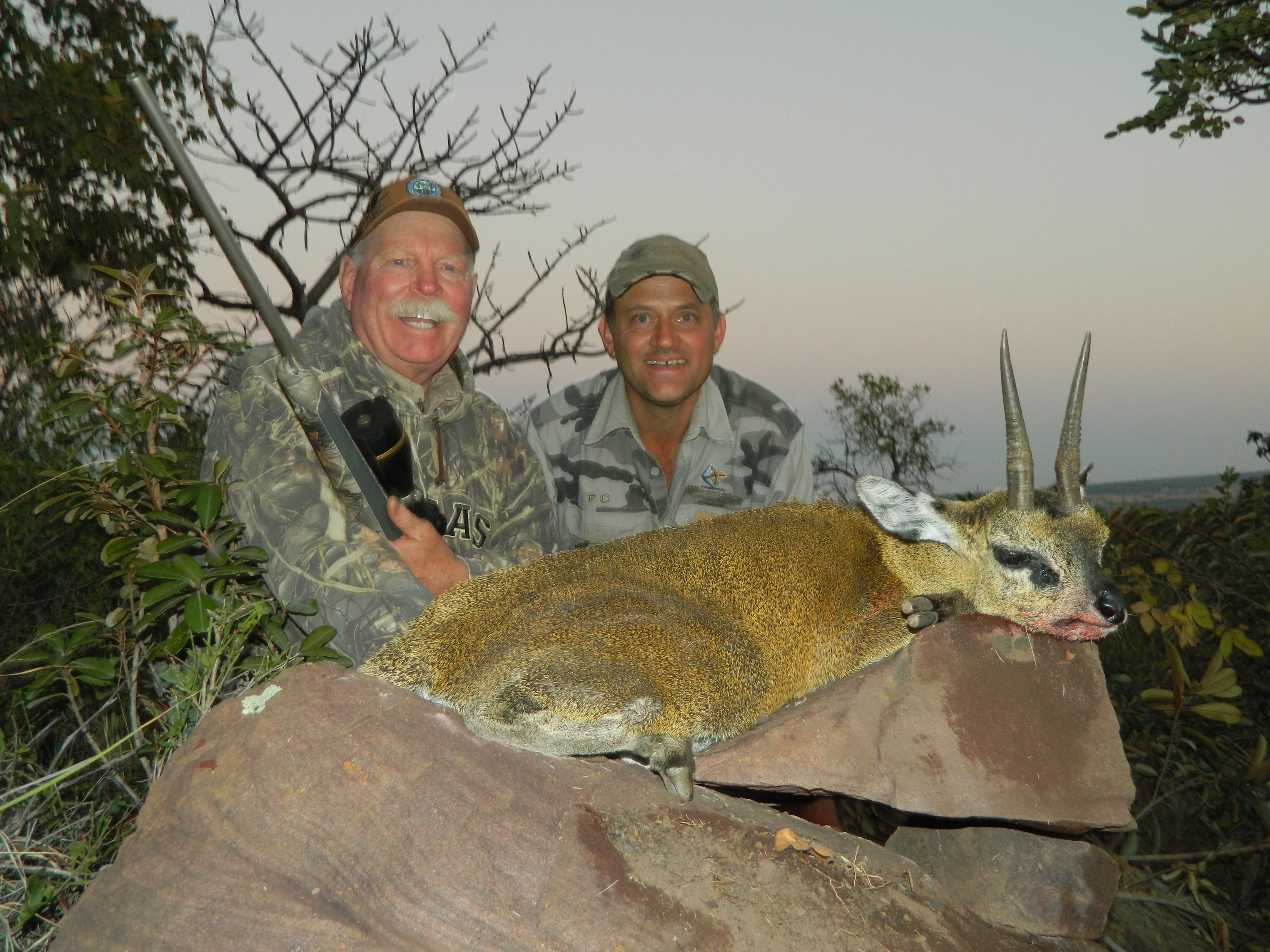 NEW SCI WORLD RECORD KLIPSPRINGER is awarded to Sportsman Of Colorado Radio Show Co-Host Red Merrell