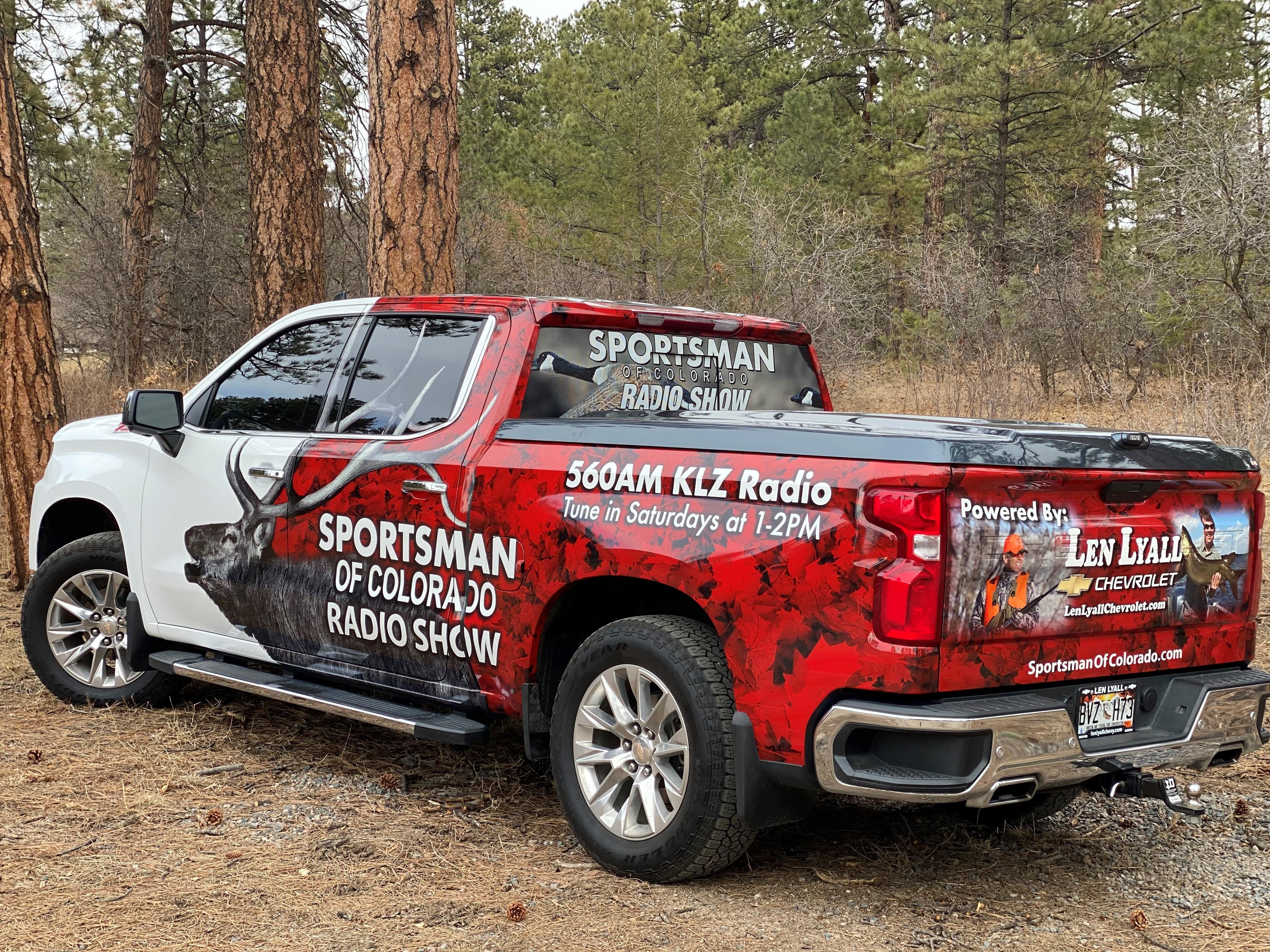 March 27, 2021: Len Lyall Chevrolet – Phoenix Weaponry – Colorado Bowhunters Association – Tactacam