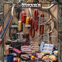 Steves Meat Market-Sponsor of Sportsman of Colorado Radio Show-Host Scott Whatley-560AM KLZ