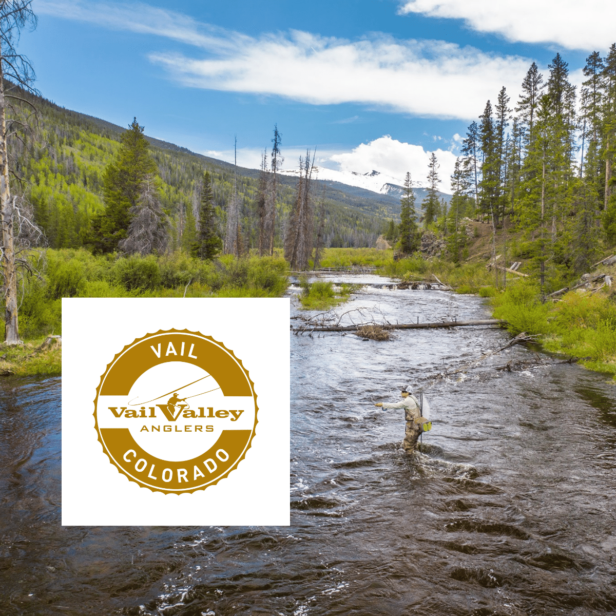 July 31, 2021: Vail Valley Anglers – Outdoor Buddies – Colorado Youth Outdoors – Discount Fishing Tackle