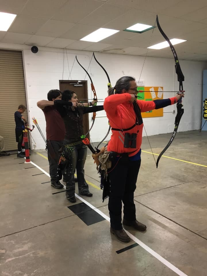 November 16, 2019: ALC Global Adventures – American Heroes In Action – Archery School of the Rockies