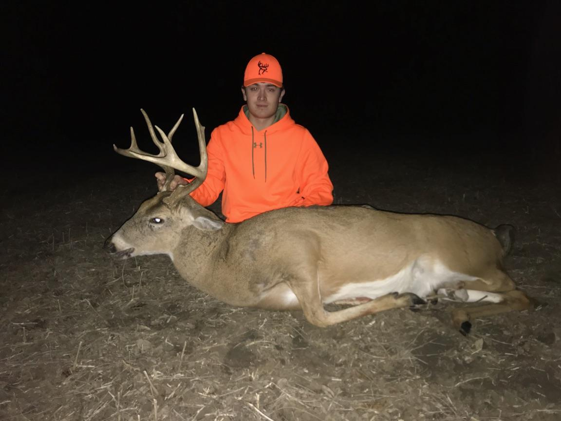 Kansas-Whitetail Deer