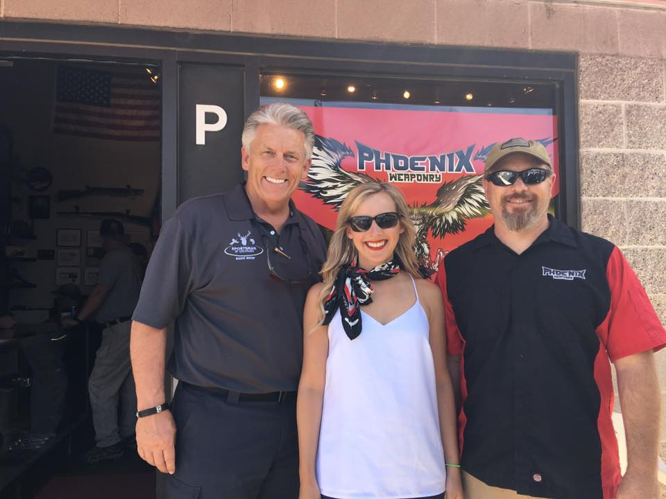 August 26: Phoenix Weaponry Open House – Live Remote Broadcast and Cody Firearms Museum