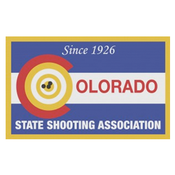 Colorado State Shooting Assocation Logo