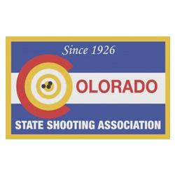 Colorado State Shooting Assocation Logo