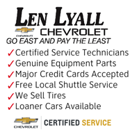 Len Lyall Logo