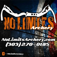 No LImits Archery Logo