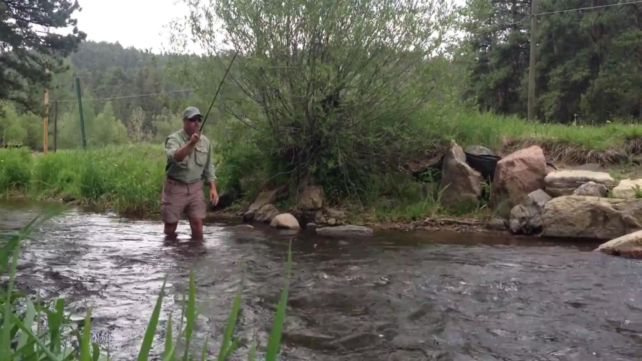 December 16: Fly Fishing – Personal Solar Light – Stack Optical – Best Auctioneers in Colorado!
