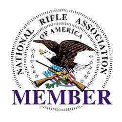 NRA Logo Member