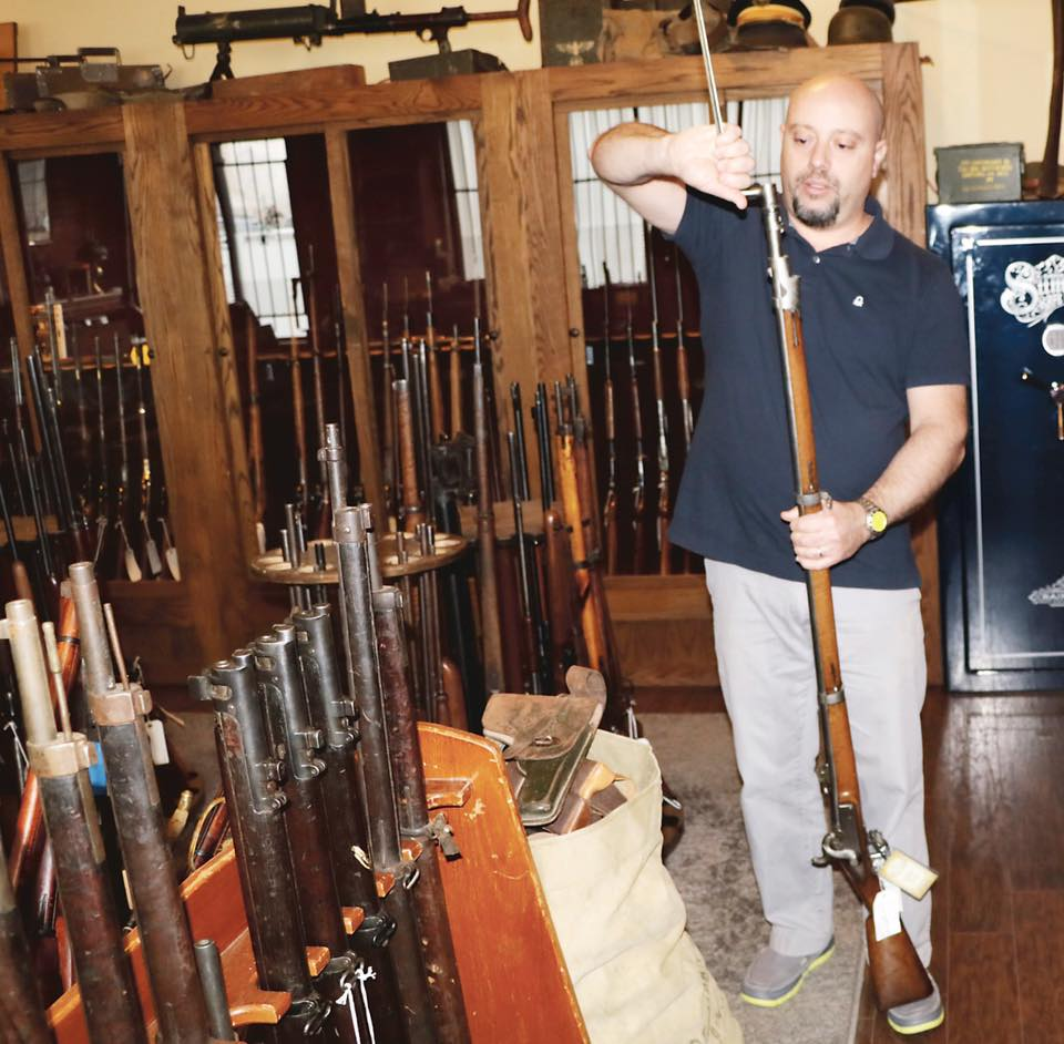 April 15: Old Steel Historical Firearms & Yes Bay Lodge Fishing in