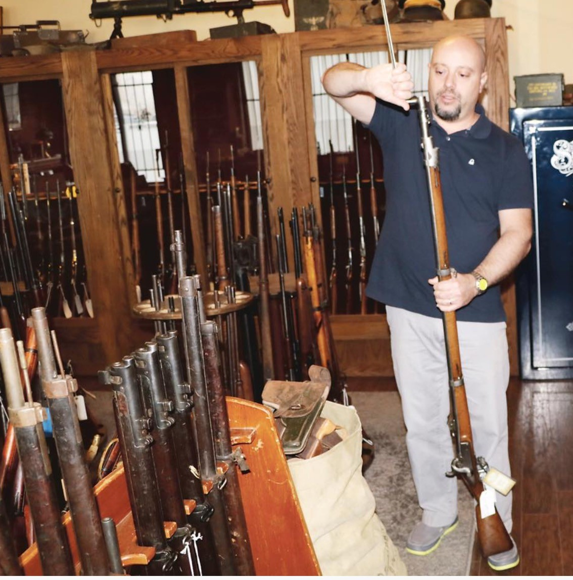 September 16: Old Steel Historical Firearms and Elk Calling with Mile High Note Game Calls