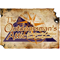 Outdoors Man Attic Logo