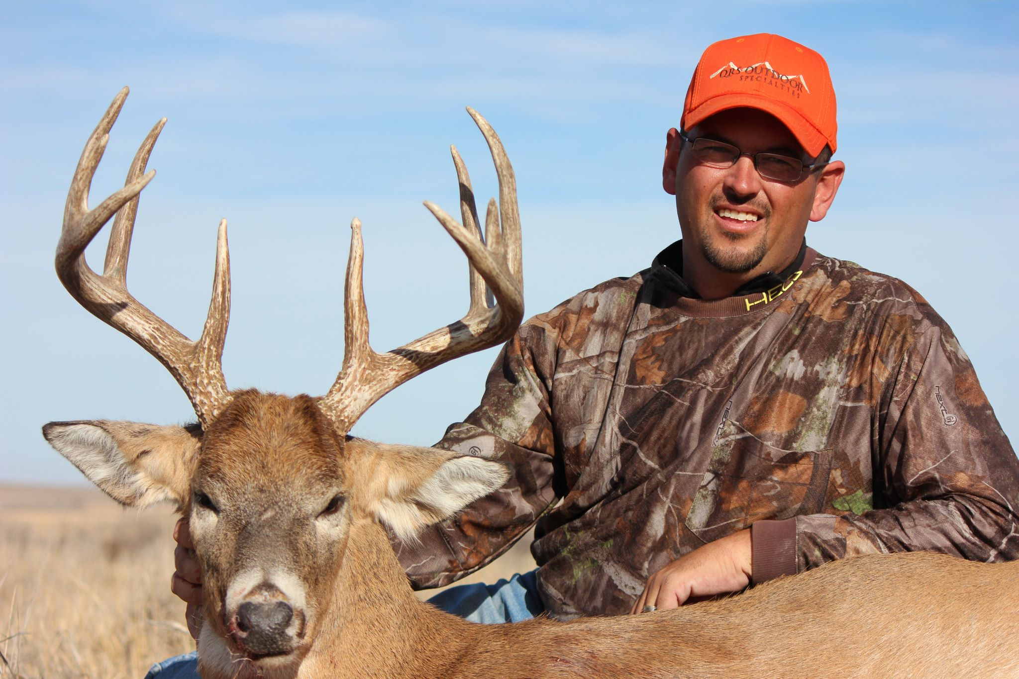 July 15: QRS Outdoor Specialties Big Game Hunting and Outdoor Buddies