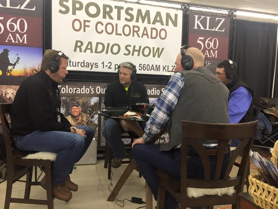 Sportsman Of Colorado Radio Show - Quentin Smith - Stephan van der Merwe Hunting Legends Africa - Scott Whatley