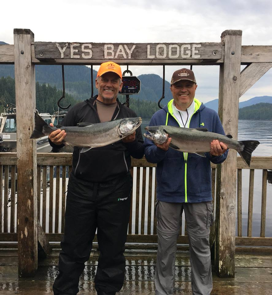 May 5: Yes Bay Lodge Alaska Fishing – Pure Hunting TV