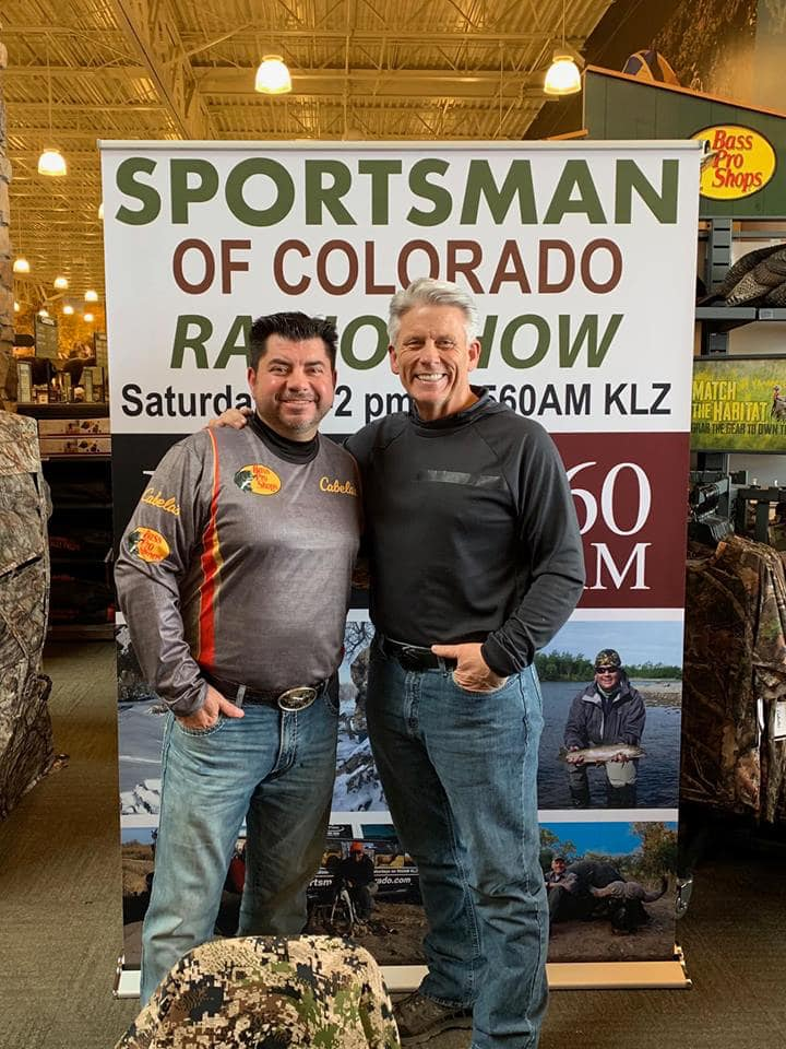 "August 17, 2019: ""Live"" at Cabela's in Lone Tree, Colorado"