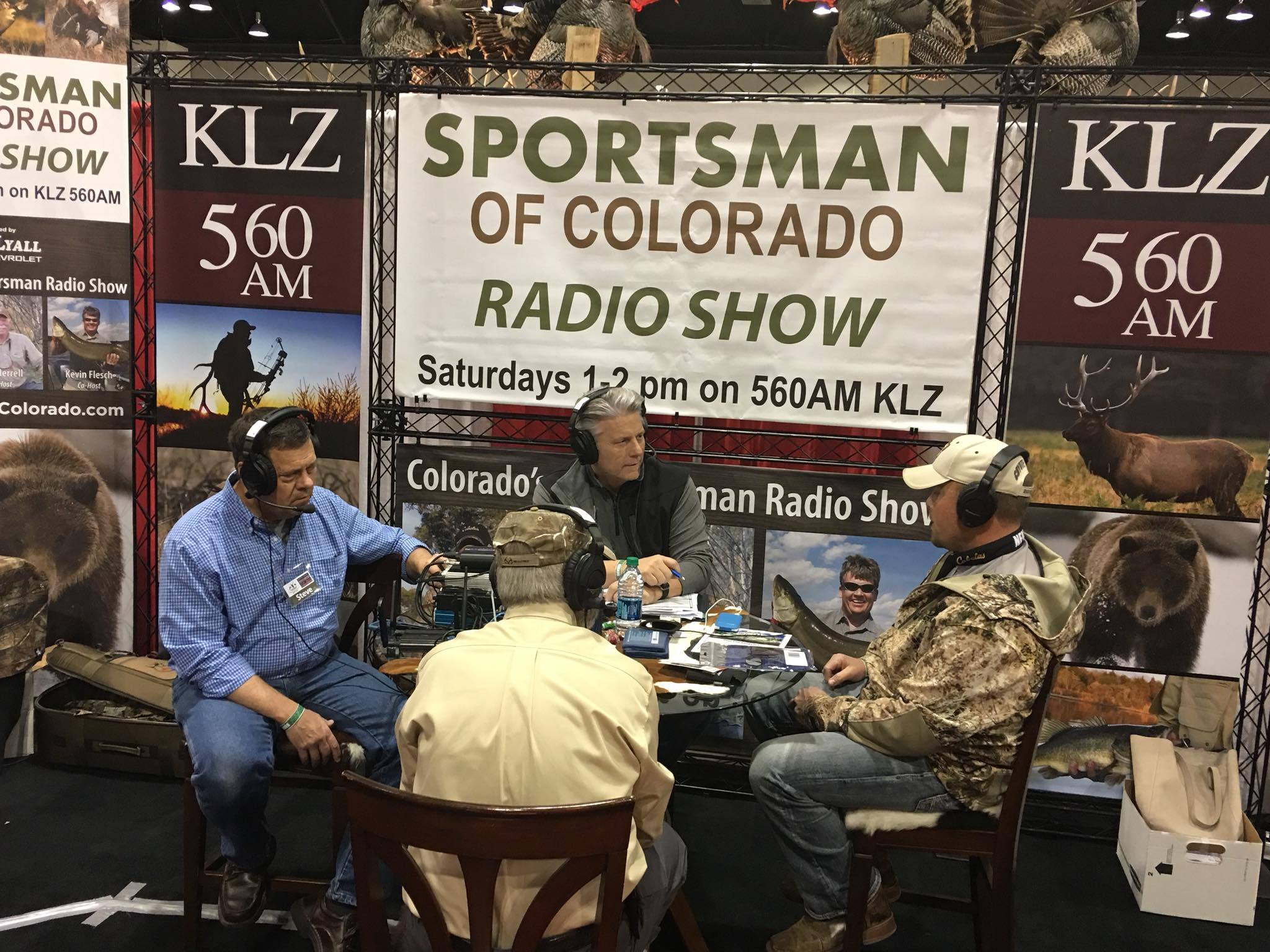 January 27: Best Of Interviews at the 2018 International Sportsmen's Expo
