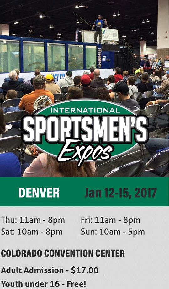 January 12 15 2017 International Sportsmen S Expo At The