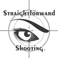 Straight Forward Shooting Logo