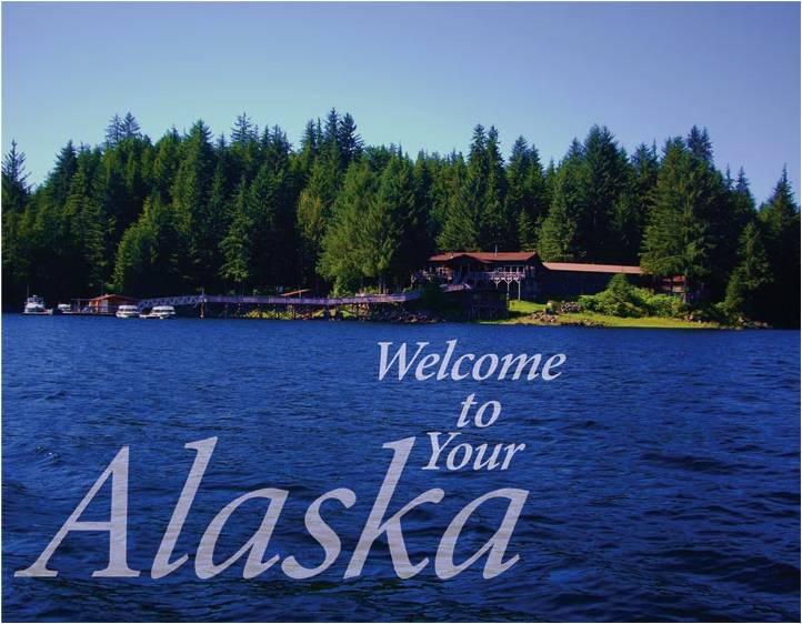 July 16: Yes Bay Lodge Alaska Fishing & 1 Shot Gear