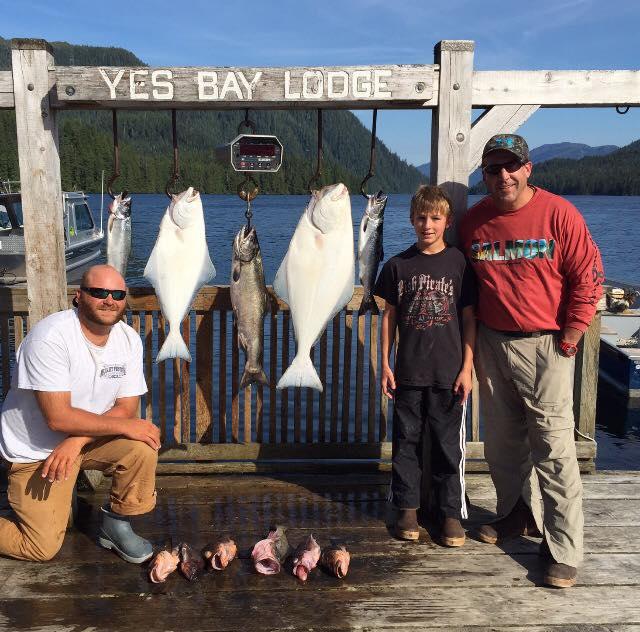 May 21: Yes Bay Lodge Alaska Fishing – Big Game Forever